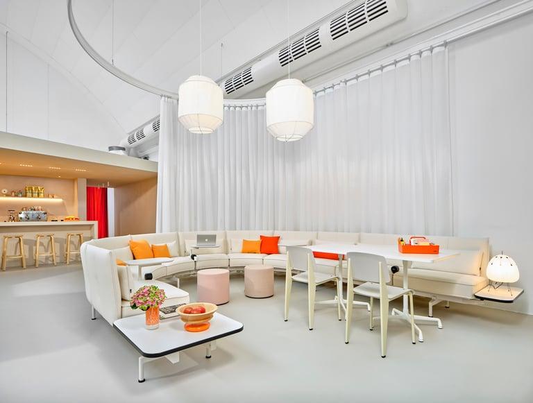 Coffee Lounge@Vitra Club Office, Birsfelden CH