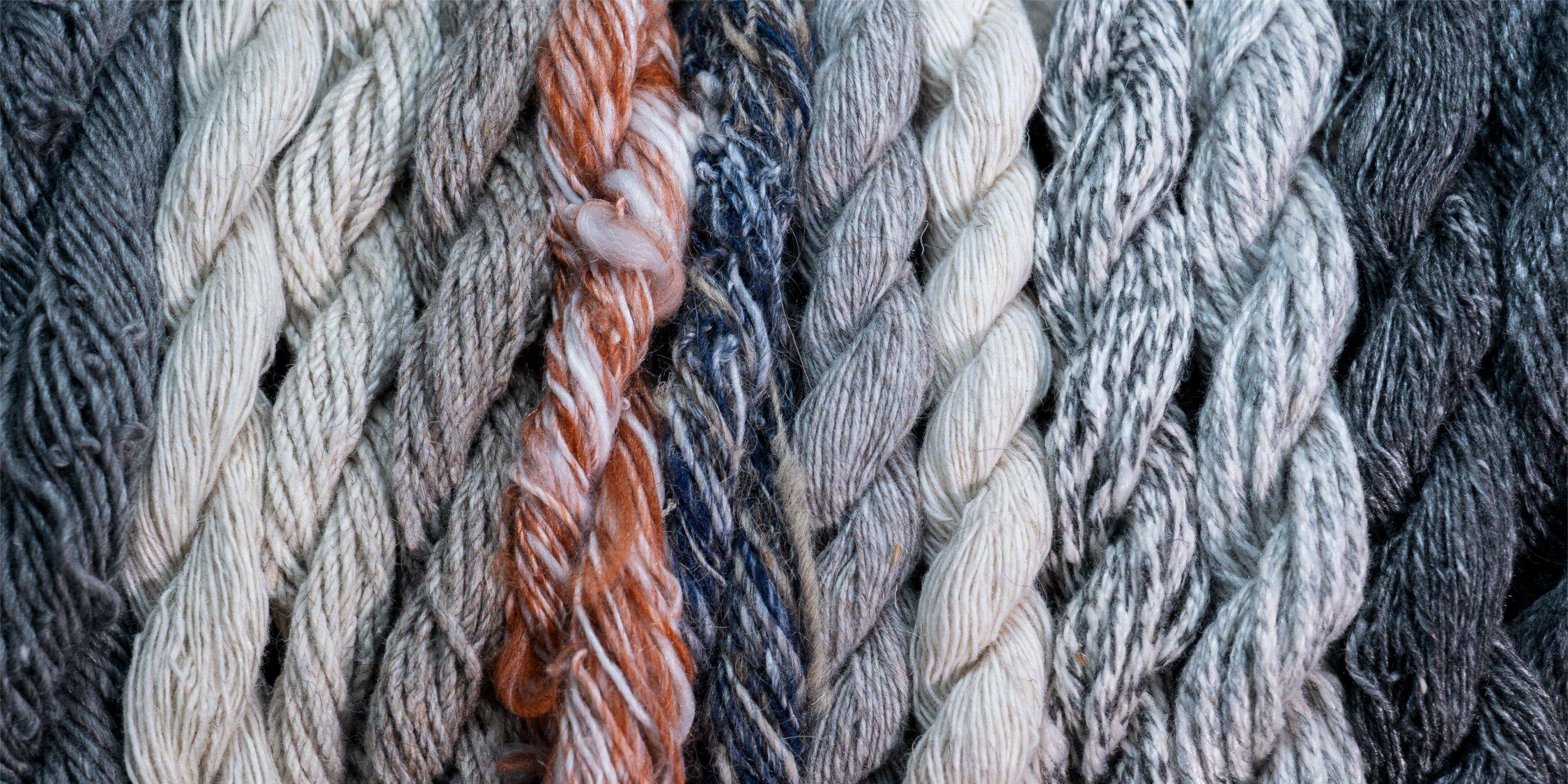 Besondere Materialeigenschaften Wolle