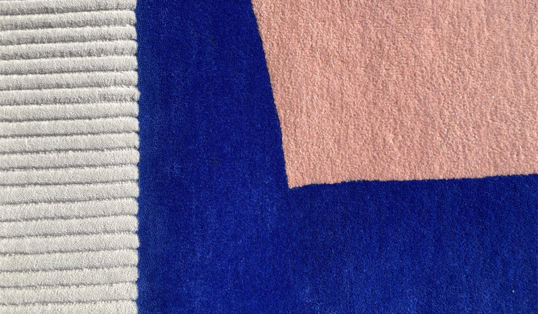 Ekhi Busquet x Kymo Teppich Detail