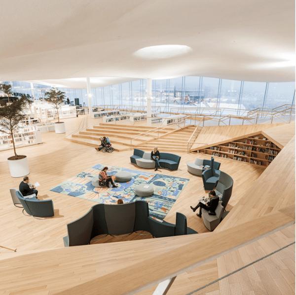 Helsinki Library Marika Maijala