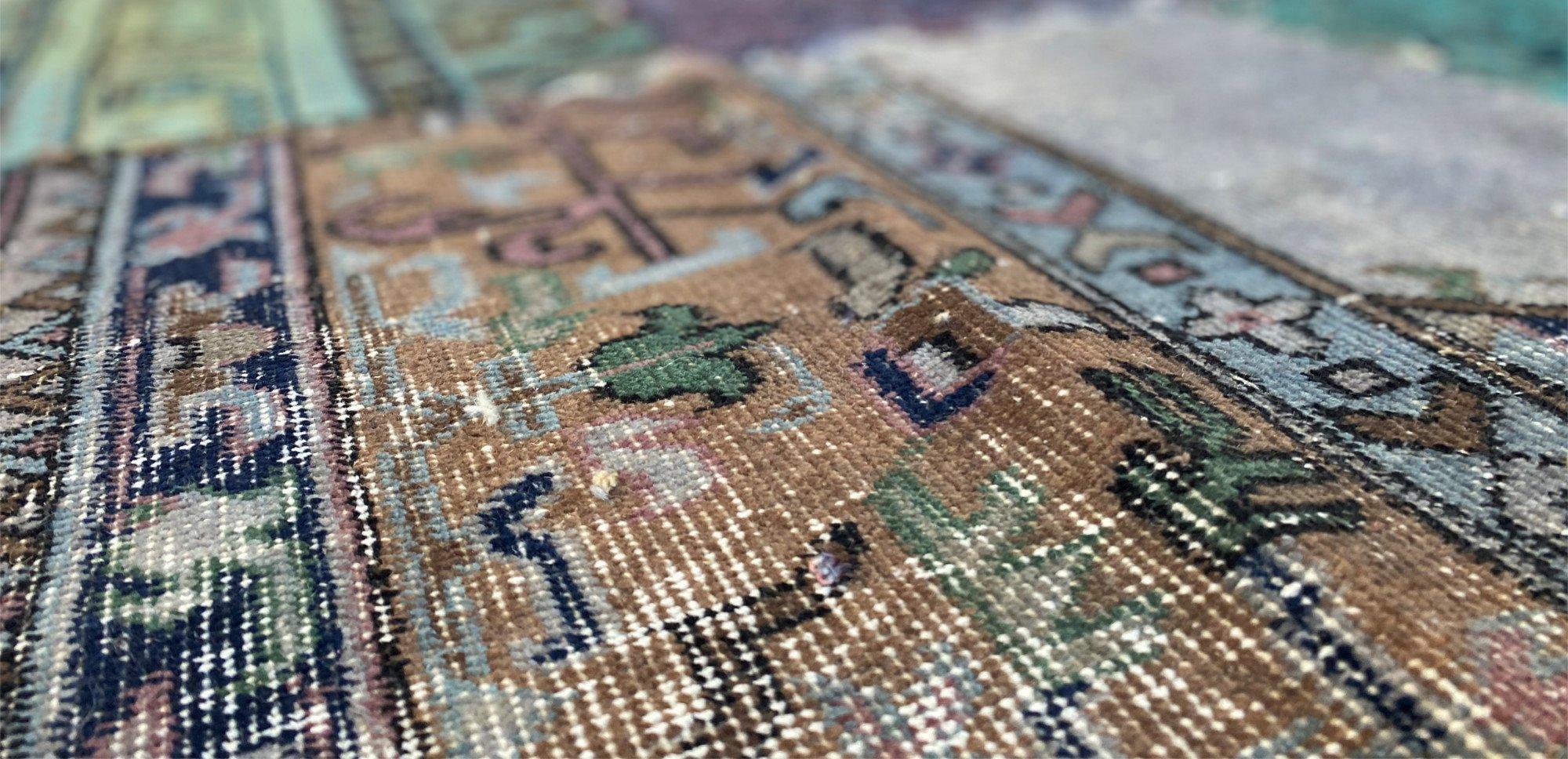 Bleichefreie Teppiche aus Deutschland
