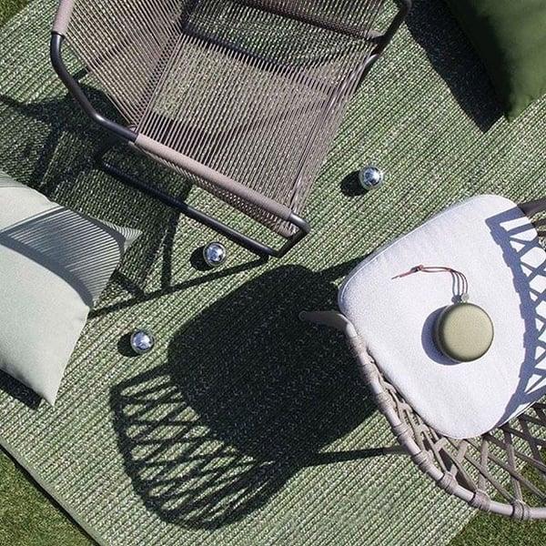 Mixtape outdoor carpet Simon Cook Agencies