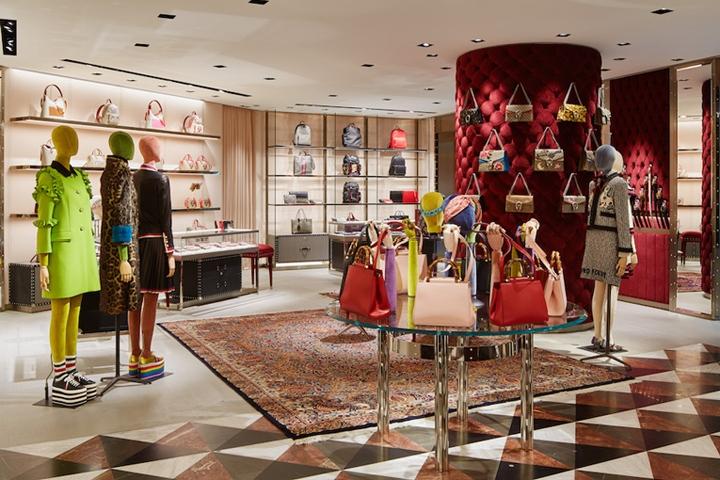 Gucci Boutique in Tokio