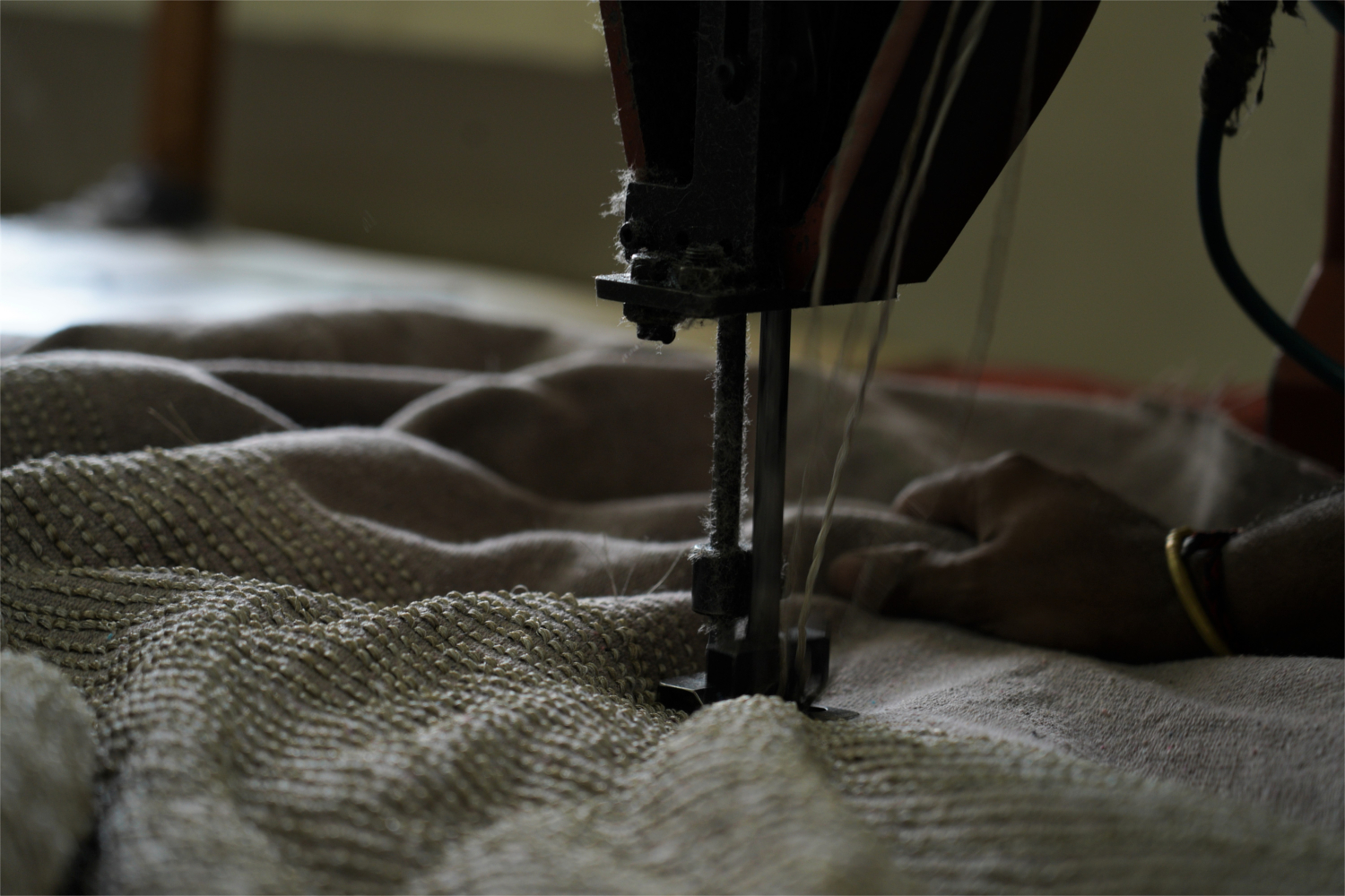 Table Tufting small