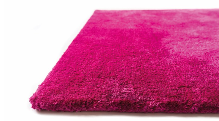 luxuriöser designerteppich aus nachhaltigem material