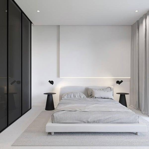 Teppich für das Schlafzimmer