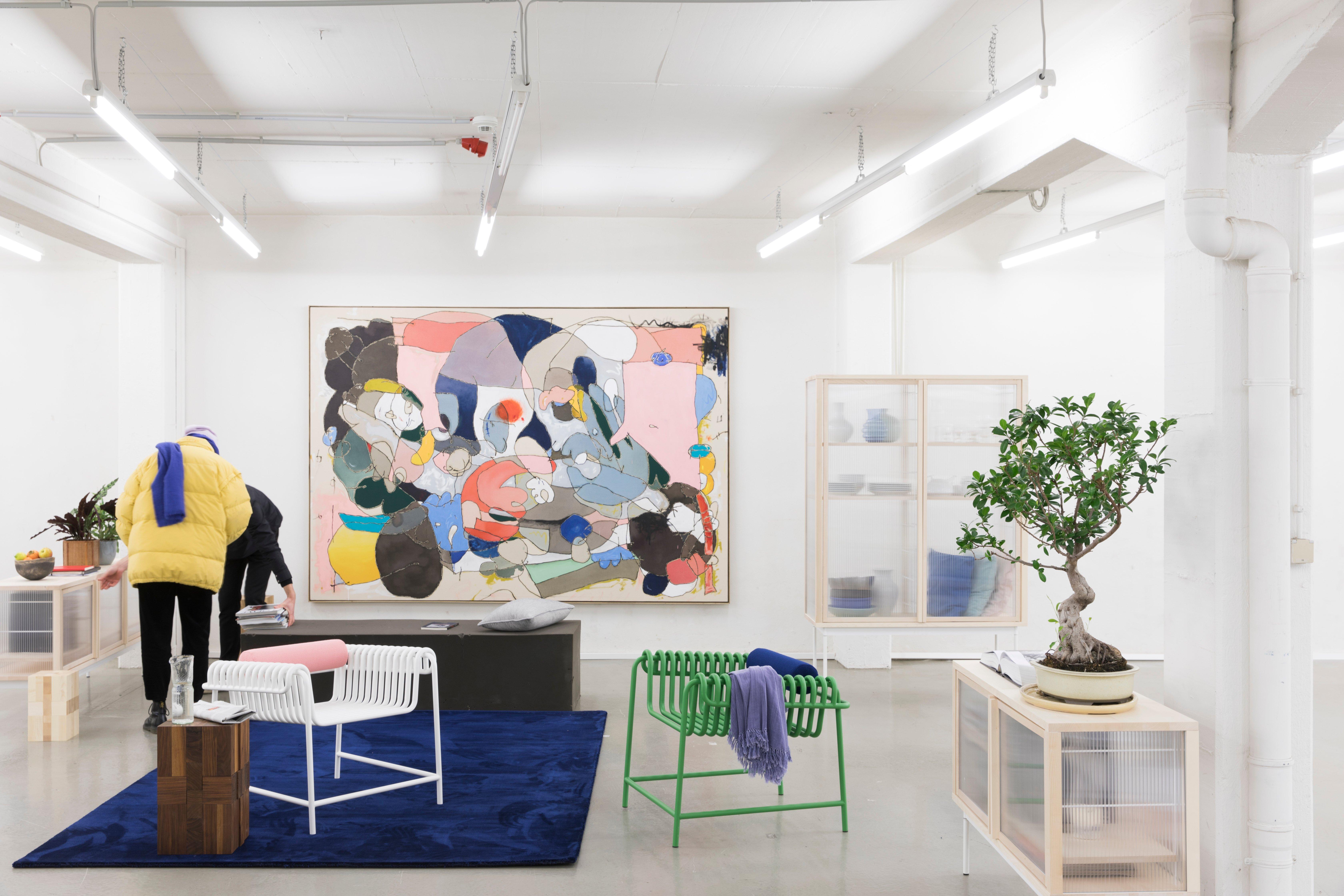 Galerie Teppich kymo Möbel und Foto Blockbau_MICHELLEMANTEL