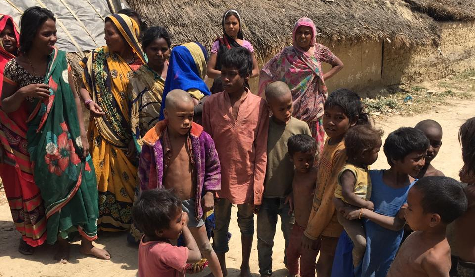 Bhadohi children and women