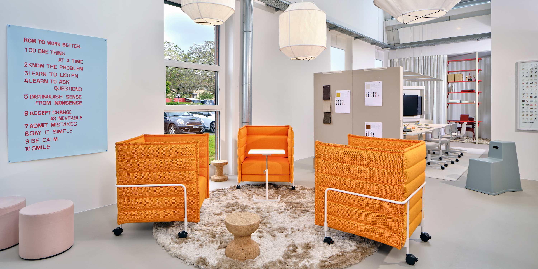 Vitra Club Office, Birsfelden CH