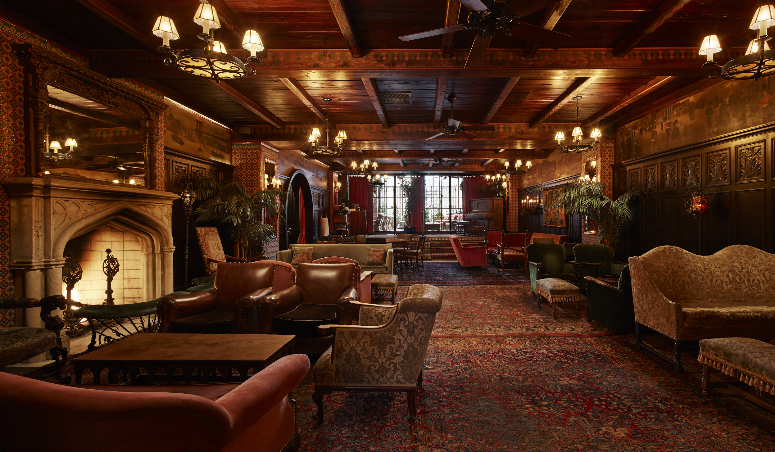 The Bowery Hotel by Anna Schlechter