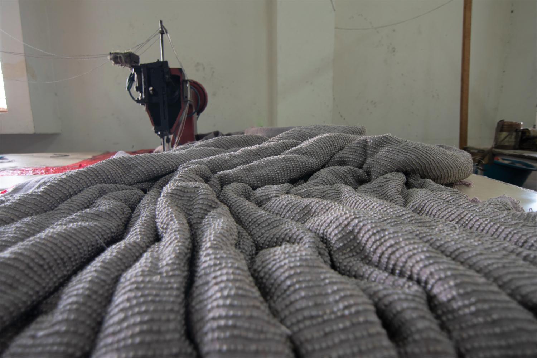 Teppich Tabletufting