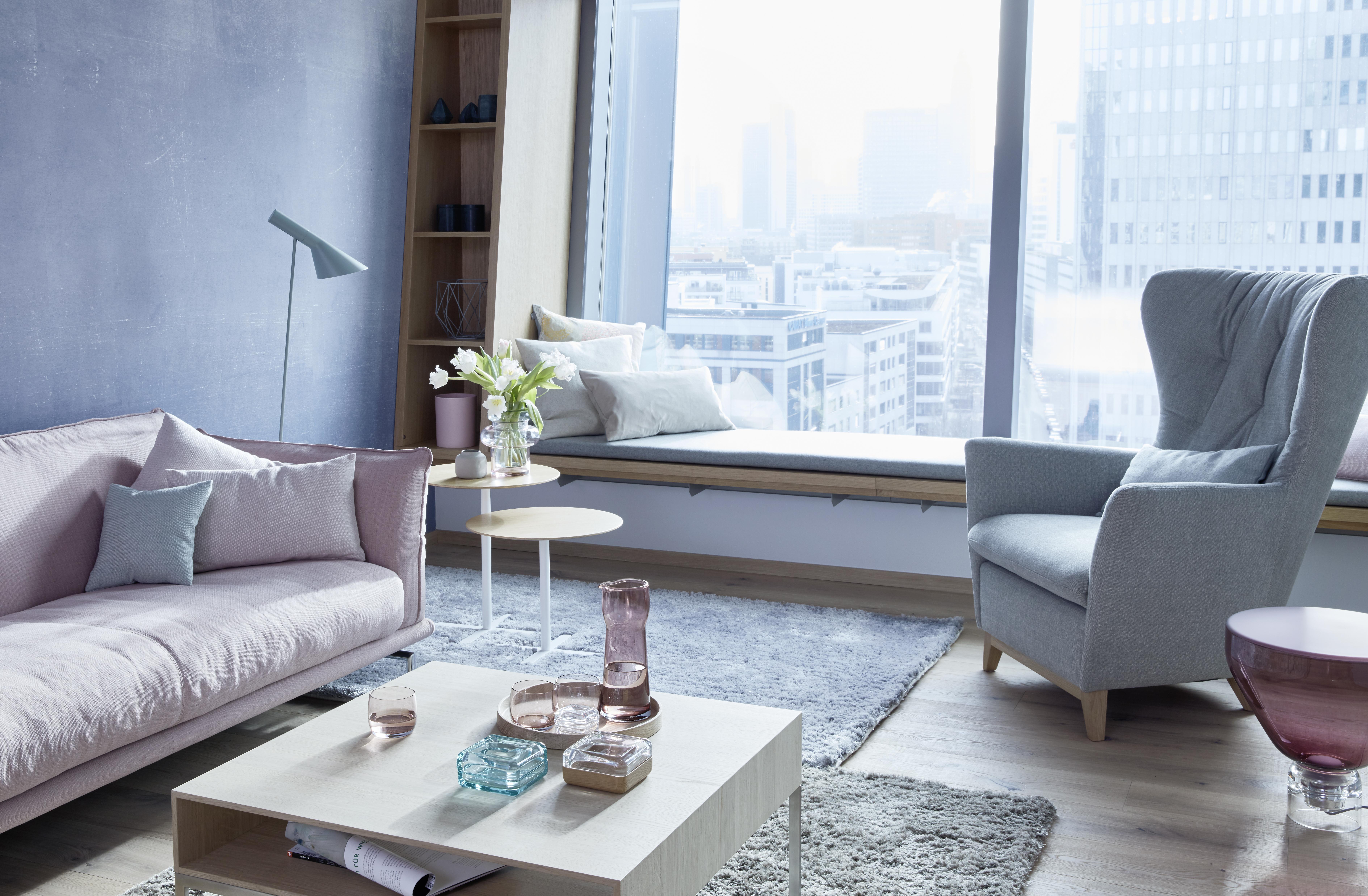 Radisson Blu Frankfurt Wohnidee Suite