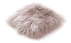 Sheepskin Lena Terlutter Edition - dove