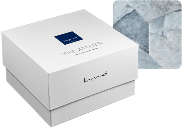 THE ATELIER sample box
