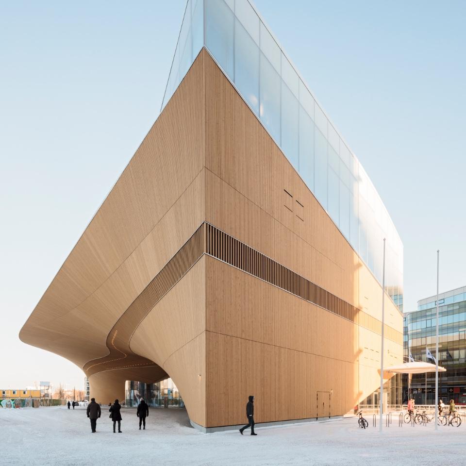 Central Library Helsinki