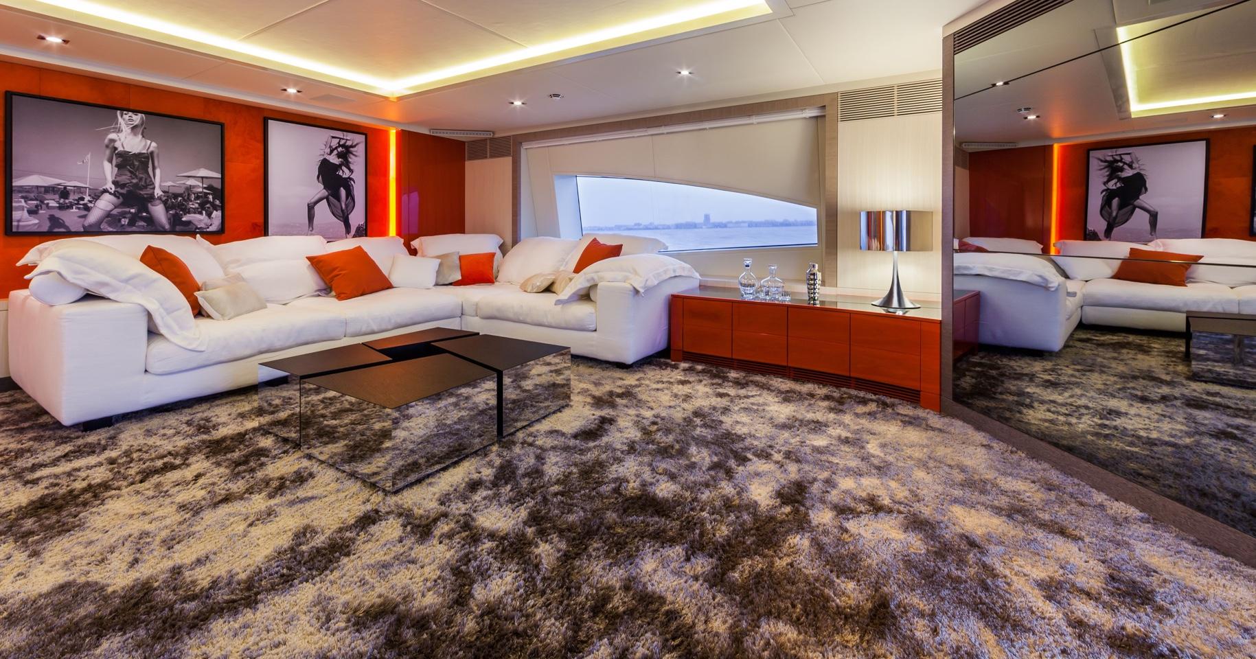 Benetti Panthera Yacht
